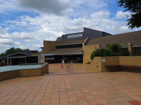 Waikato Museum Photo
