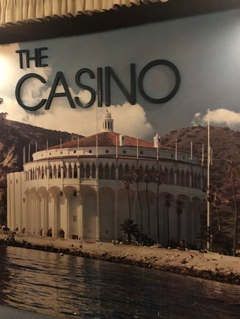 Catalina Island Casino : Built by William Wrigley in the late '20s