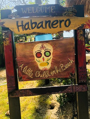 Habaneros: Habanero Sign