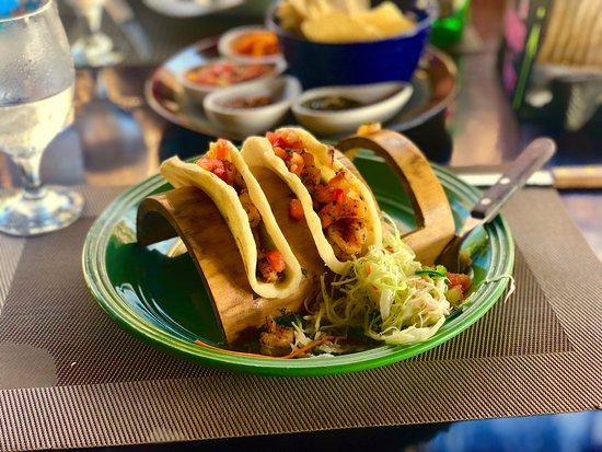 Habaneros: Shrimp Tacos