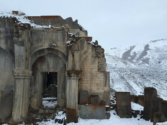 Vayots Dzor Province, Armenien: Arates ruins.