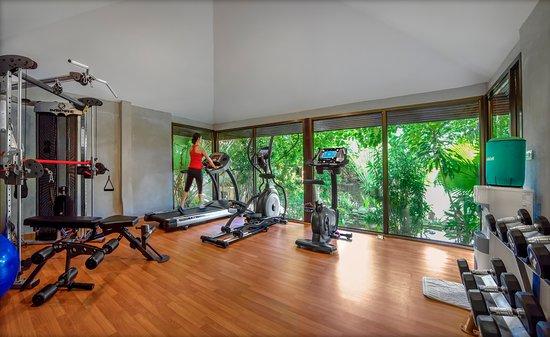 Jamahkiri Resort & Spa: Centre de Fitness