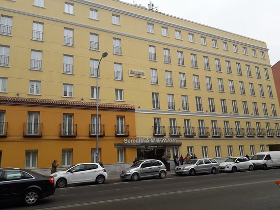 Picture of sercotel alcala 611 madrid for Hotel regina alcala 19 madrid