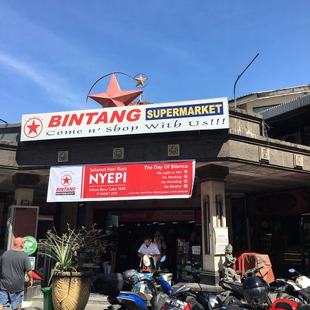 Bintang Supermarket Seminyak - All You Need to Know Before ...
