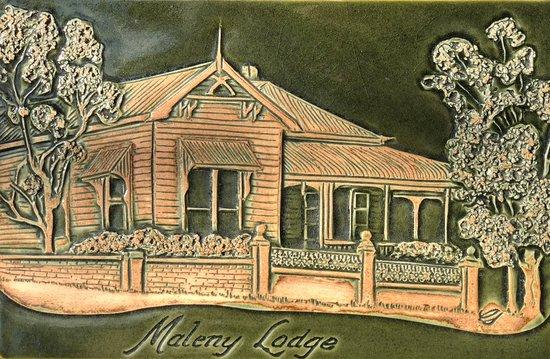 Maleny Lodge circa 1909