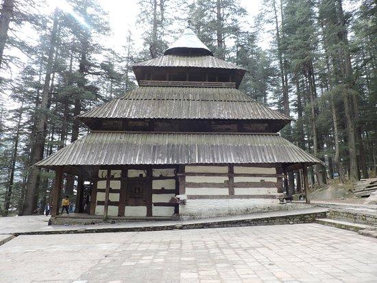 Hidimba Devi Temple: Hadimba temple