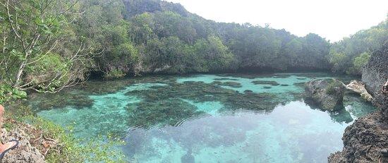 Маре, Новая Каледония: Aquarium Naturel
