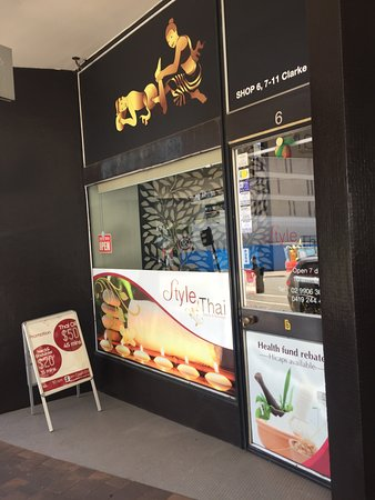 Crows Nest, Australia: Shopfront