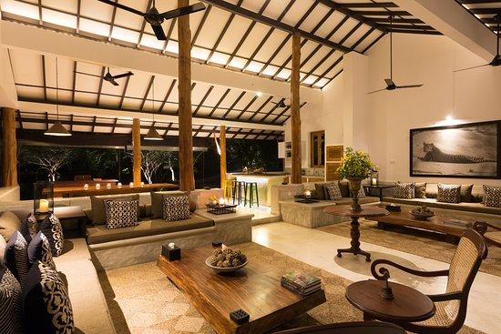 Living Area - Picture of Taru Villas - Yala, Tissamaharama - TripAdvisor