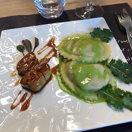Flottemanville, Frankrijk: Menu dégustation extra
