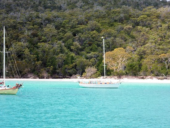 Swansea, Australia: Wineglass Bay - Freycinet