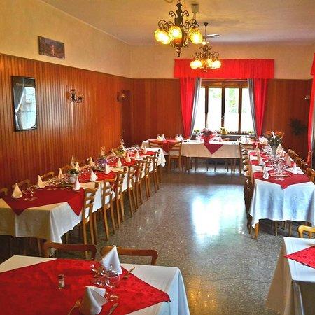 Airasca, Italia: Interno sala