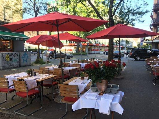 Cinque Zurich Gewerbeschule Menu Prices Restaurant