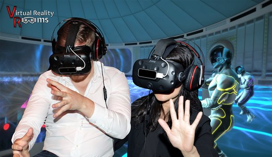 Virtual Reality Rooms - VR Escape Rooms