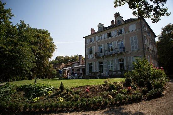 Bures-sur-Yvette, Fransa: Jardin