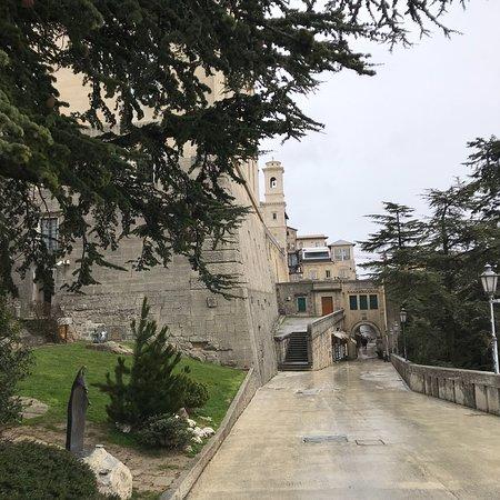 San Marino, Italy: En otro tiempos!