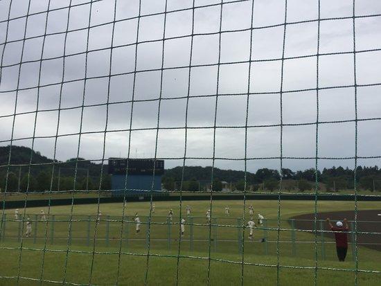 Maruyama Park Ballpark