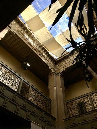 唯一摩洛哥式中庭旅館張圖片
