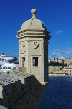 Senglea, Malta: Смотровая башня «Гардола»