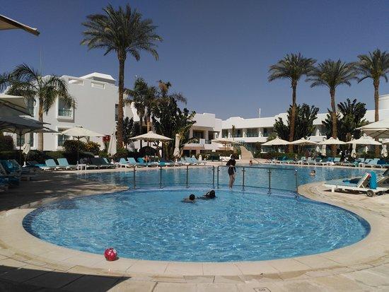 Piscina picture of hotel novotel sharm el sheikh sharm for Piscinas leioa