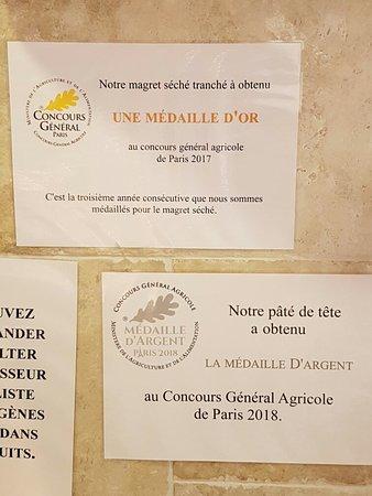 Escorneboeuf, Francja: 20180314_115921_large.jpg