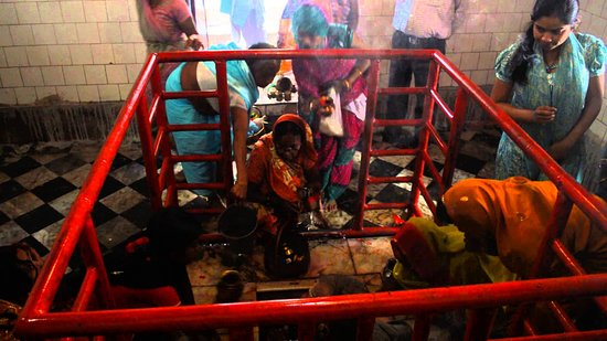Madhubani, India: Kapileshwar nath mahadev