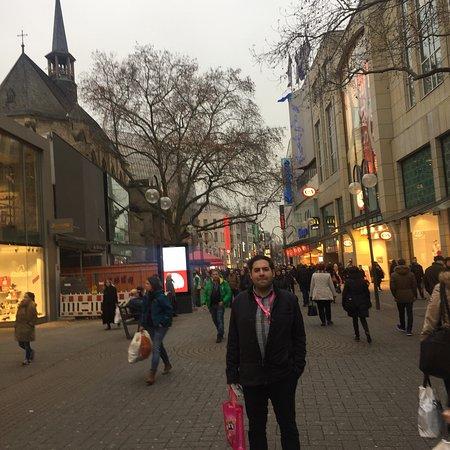 Kölnün istiklal caddesi