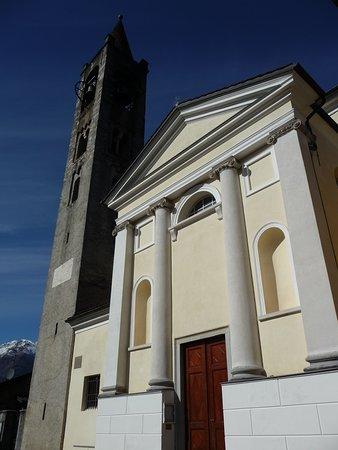 Ponte Capriasca, Szwajcaria: Chiesa Sant Ambrogio
