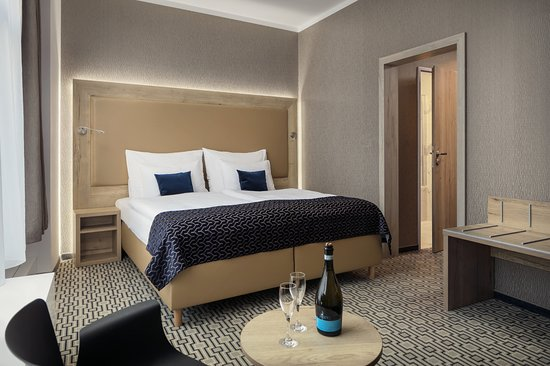 Astoria Hotel: Superior double