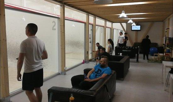 Racquet Squash Club