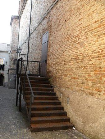 Auditorium San Francesco: Ingresso auditorium