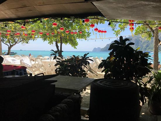 Phi Phi Don Chukit Resort: Awesome dining space