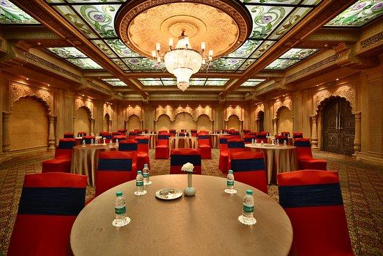 tajmahal conference hall picture of ramoji film city hotel sitara rh tripadvisor in
