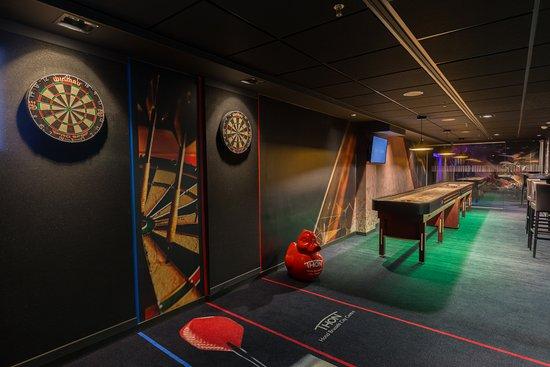 Saint-Josse-ten-Noode, Belgien: Game Room