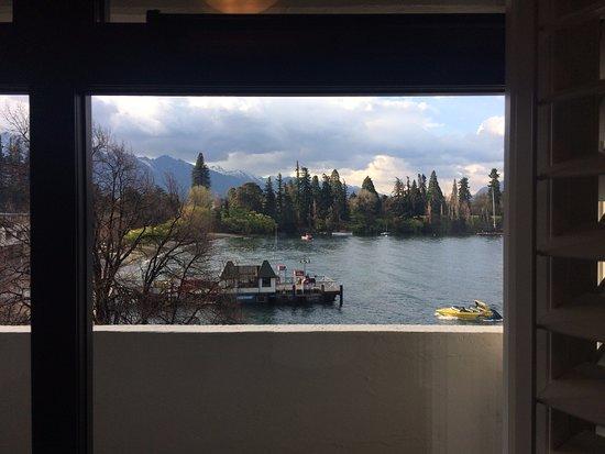 Absoloot Value Accommodation: Vista do apartamento