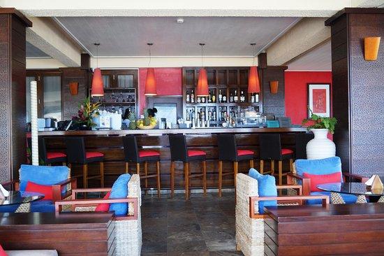 Bel Ombre, Seychelles: Main Bar