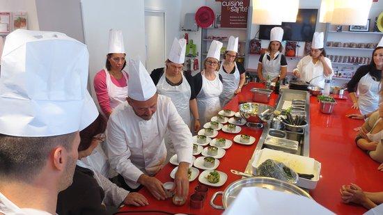 L' Atelier Cuisine & Sante