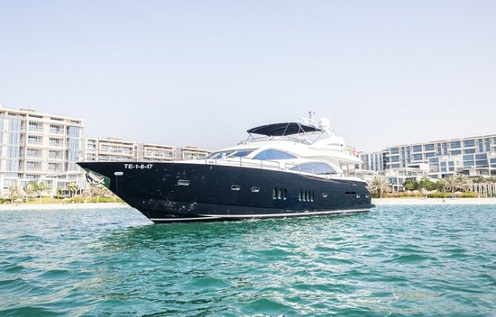 Notorious Yacht Rental In Dubai Picture Of Seven Yachts Dubai