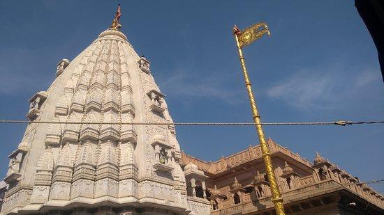Shegaon, India: Gajanan Maharaj Temple