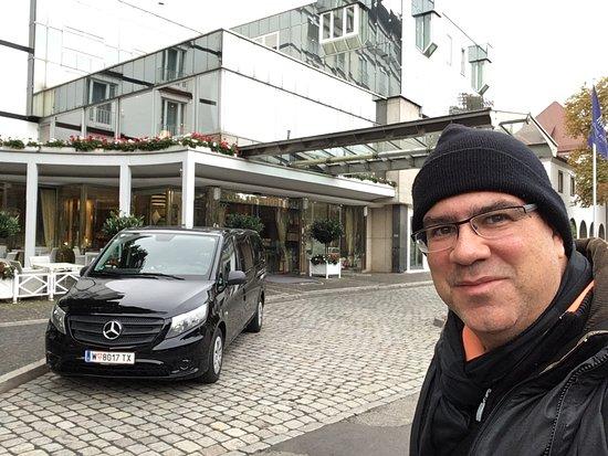Hotel Colombi: hi from Freiburg