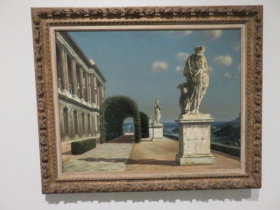 Carel willink terras met pergola picture of museum more gorssel