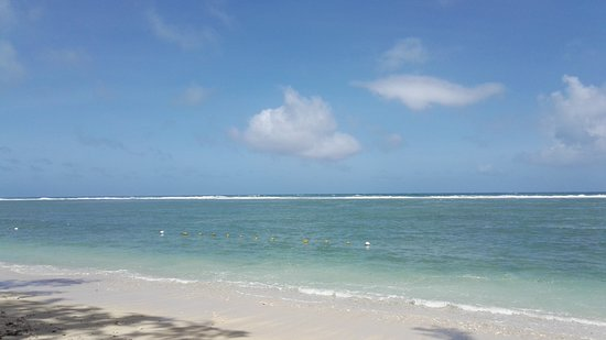 Le Morne Beach: Beach in Le Morne
