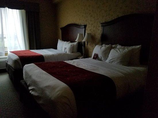 Comfort Suites Alamo/Riverwalk: 20180315_181034_large.jpg