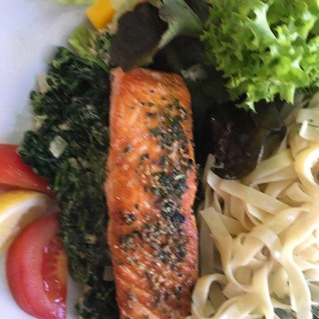 Grabow, Tyskland: Restaurante Portfino
