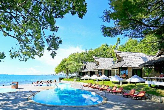 Tayland çeşitli tatil köyleri
