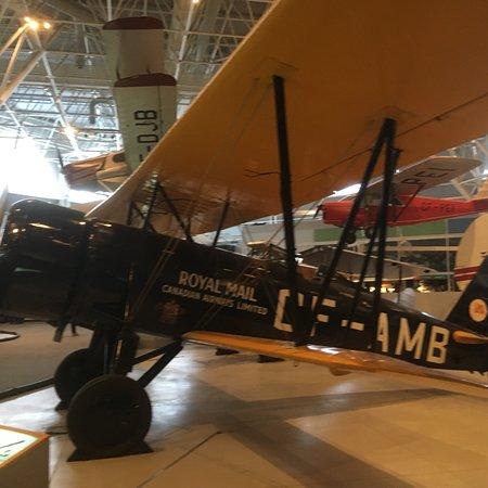 Musée de l'aviation et de l'espace du Canada: photo7.jpg
