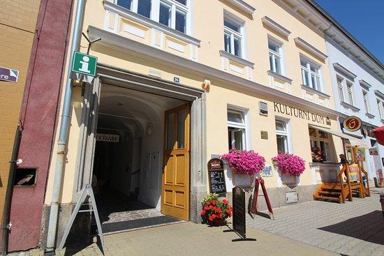 Nova Bystrice, Τσεχική Δημοκρατία: Turistické informační středisko Nová Bystřice