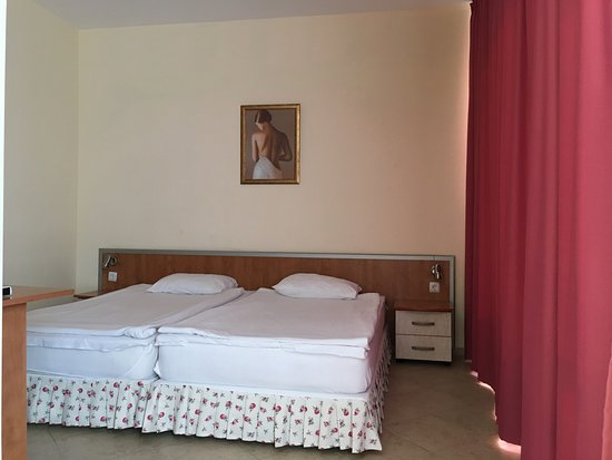 Hotel Atol: Double room