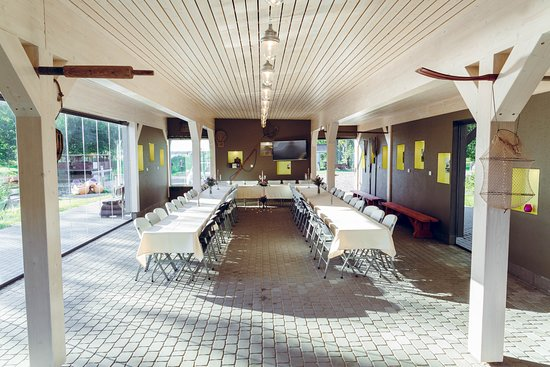 Tostamaa, Estland: Party hall for different occasions