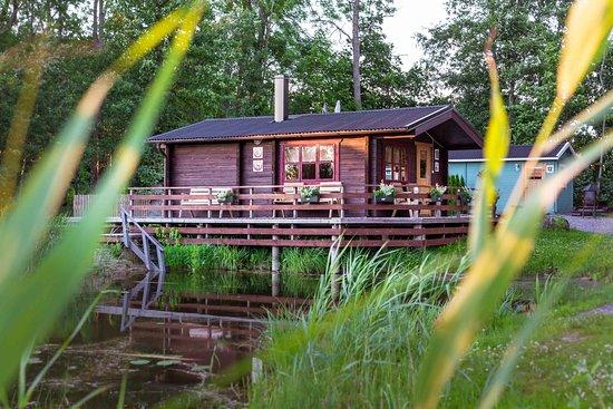 Tostamaa, Estland: Sauna